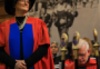 Janette Deacon receives honorary doctorate at UCT